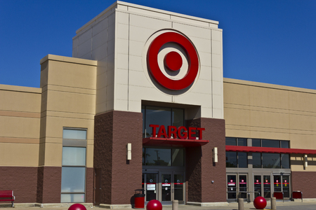 Indianapolis - Circa June 2016: Target Retail Store. Target Sells Home Goods, Clothing and Electronics III