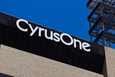 data recovery: Cincinnati - Circa June 2016: CyrusOne Cincinnati Data Center Facility. CyrusOne is an Enterprise Data Center Provider I