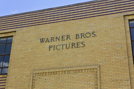 exorcist: Cincinnati - Circa June 2016: Former Warner Brothers Pictures Film Distribution Center I Editorial