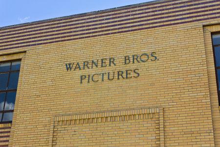 bugs bunny: Cincinnati - Circa June 2016: Former Warner Brothers Pictures Film Distribution Center I Editorial