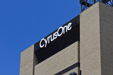 colocation: Cincinnati - Circa June 2016: CyrusOne Cincinnati Data Center Facility. CyrusOne is an Enterprise Data Center Provider II Editorial