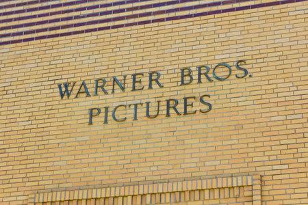 warner: Cincinnati - Circa June 2016: Former Warner Brothers Pictures Film Distribution Center II Editorial