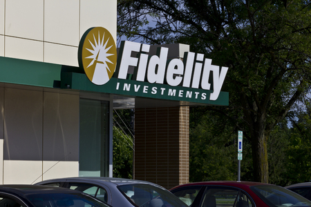 mutual fund: Indianapolis - Circa June 2016: Fidelity Investments Consumer Location. Fidelity is the Fourth Largest Mutual Fund Group in the World III