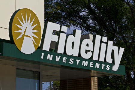 mutual fund: Indianapolis - Circa June 2016: Fidelity Investments Consumer Location. Fidelity is the Fourth Largest Mutual Fund Group in the World II