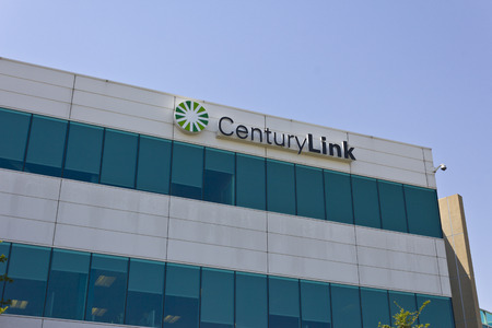 mobile voip: Las Vegas - Circa July 2016: CenturyLink Corporate Office. CenturyLink offers Data and Communications Services to Customers in 37 States III