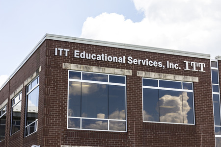 decided: Carmel - Circa September 2016: ITT Educational Services Headquarters. ITT Technical Institute has decided to close all its campuses in the wake of a devastating federal sanctions I Editorial