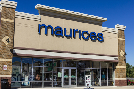 part of me: Ft. Wayne - Circa September 2016: Maurices Retail Mall Location. Maurices is a womens clothing chain and part of Ascena Retail Group I Editorial