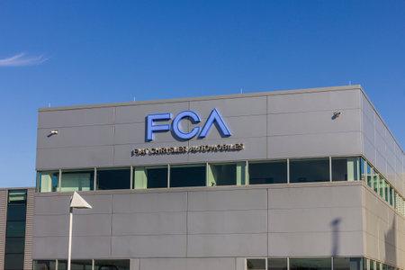 株式会社チップトン - 2016 年 11 月頃: FCA フィアット クライスラー自動車トランス ミッション工場。FCA は、III クライスラー、ダッジ、ジープのブラ 報道画像