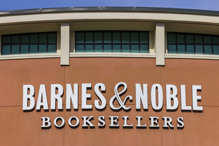 Indianapolis - Circa November 2016: Barnes & Noble Retail Location. Barnes & Noble is a leading retailer of content and digital media in the US IV