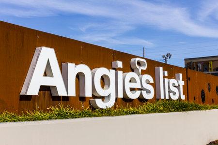 Indianapolis - Circa november 2016: Angie's List UD en Headquarters V