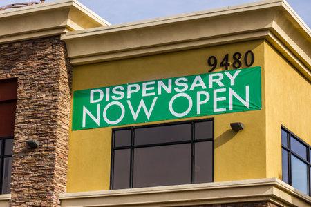 Henderson - Circa December 2016: The Source Las Vegas Medical Marijuana Dispensary. In 2017, Recreational Pot will be legal in Nevada I