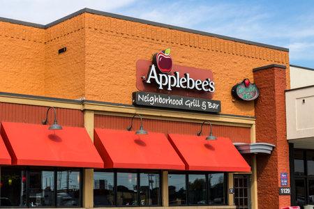 マリオン - 2017年 4 月年頃: アップル ビーズ近所グリルとバー カジュアル レストラン。アップル ビーズの V DineEquity、株式会社の子会社であります。