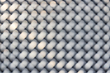 metal grate: Blurred abstract Gray Pattern Blur I