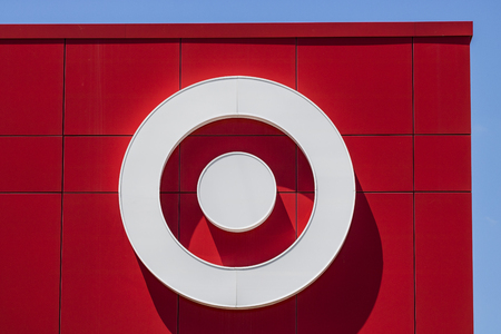 indianapolis: Indianapolis - Circa June 2017: Target Retail Store. Target Sells Home Goods, Clothing and Electronics XVI