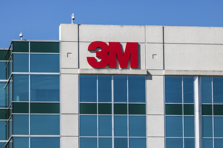 Indianapolis - Circa July 2017: 3M IDA Office. 3M is a global science company and produces more than 55,000 products IV Editorial
