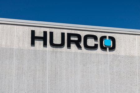 인디애나 폴리스 - 2017 년 7 월경 : Hurco Companies 본사. Hurco는 소프트웨어 및 CNC 제어 기능을 제공합니다.