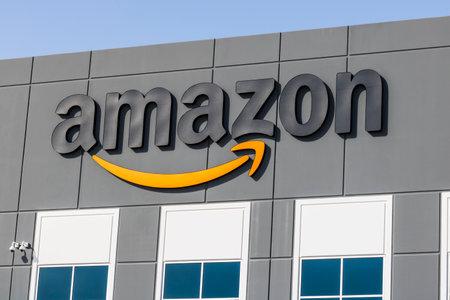 ラスベガス - 2017年 7 月年頃: Amazon.com フルフィルメント センター。アマゾンはアメリカ合衆国 v Largest Internet-Based 店です。