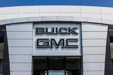 ココモ9月 2017: GMC およびビュイックトラックおよび SUV 販売店。GMC とビュイックは GM III の部門です。