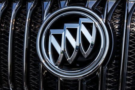 ココモ9月 2017: GMC およびビュイックトラックおよび SUV 販売店。GMC とビュイックは GM VI の部門 報道画像