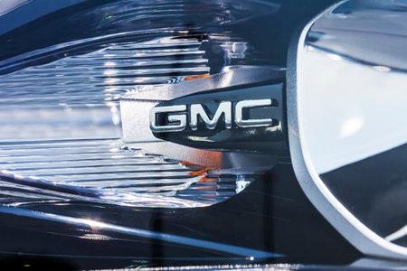 ココモ - 2017 年 9 月頃: GMC ビュイック トラックと SUV の販売店。GMC、ビュイックは GM IV の部門