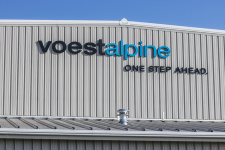 Lafayette - Circa September 2017: Machining manufacturer voestalpine Rotec local production site. voestalpine Rotec manufactures fixed-length tube manufacturing for the automotive industry I