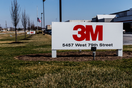 Indianapolis - Circa March 2018: 3M IDA Office. 3M is a global science company and produces more than 55,000 products I Editorial