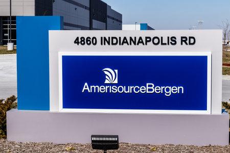 Whitestown - Circa March 2018: AmerisourceBergen Pharmaceutical Distribution Center. Walgreens (WBA) owns a 26 percent stake in AmerisourceBergen I