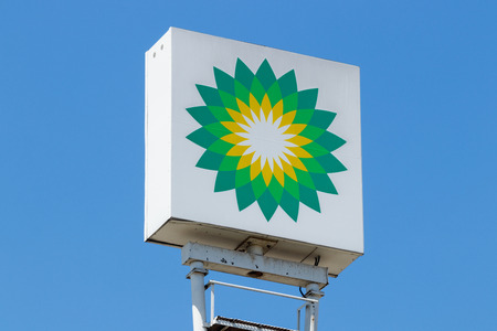 Anderson - Circa April 2018: BP Retail Gas Station. BP is One of the Worlds Leading Integrated Oil and Gas Companies III