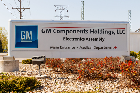 Kokomo - Circa May 2018: GM Components Holdings. GMCH is a supplier of leading electronics manufacturing services I