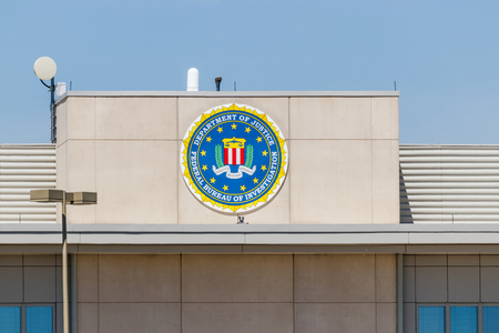 Indianapolis - Circa May 2018: Federal Bureau of Investigation Indianapolis Division. The FBI is the prime federal law enforcement agency in the US I Editorial