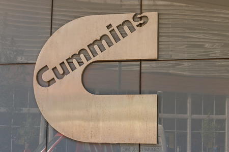 Indianapolis - Circa May 2018: Cummins distribution headquarters. Cummins is a Manufacturer of Engines and Power Generation Equipment I