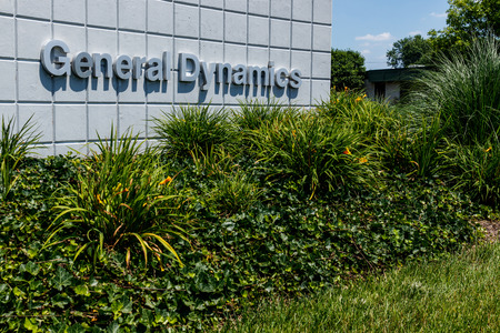 Ft. Wayne - Circa June 2018: General Dynamics Mission Systems location. Mission Systems develops cyber defense, mobile LTE, and encryption products I Editorial