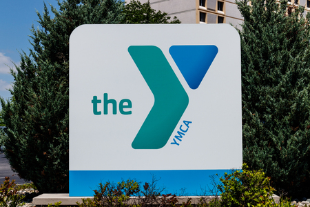 Ft. Wayne - Circa June 2018: Downtown YMCA. The YMCA works to bring social justice to young people and their communities I Editorial