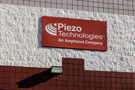 Indianapolis - Circa January 2019: Piezo Technologies location. Piezo Technologies is a division of Amphenol I