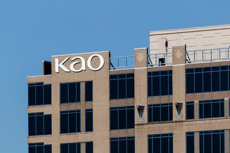 Cincinnati - Circa February 2019: Kao Corporation office. Kao Corporation is a chemical and cosmetics company I