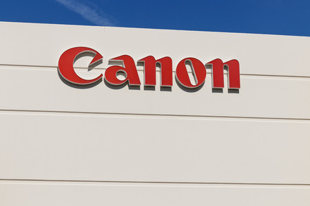 Las Vegas - Circa June 2019: Canon Solutions office. Canon manufactures photography, imaging, and optical products II