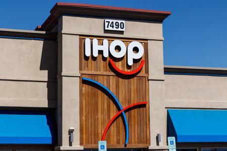 Las Vegas - Circa June 2019: IHOP Pancake restaurant. International House of Pancakes is expanding their menu to include burgers II