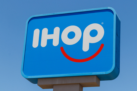 Las Vegas - Circa June 2019: IHOP Pancake restaurant. International House of Pancakes is expanding their menu to include burgers IV