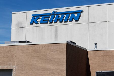 Anderson - Circa June 2019: Keihin Corporation North American headquarters. Honda owns nearly half of Keihin shares I