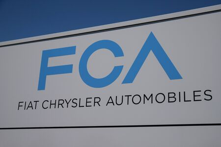 Kokomo - Circa July 2019: Fiat Chrysler Automobiles Transmission Plant. FCA sells vehicles under the Chrysler, Dodge, and Jeep brands II