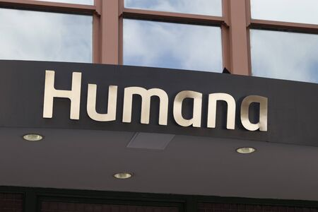 Louisville - Circa July 2019: Humana corporate headquarters. Humana acquired a 40 percent share of Kindred at Home services III