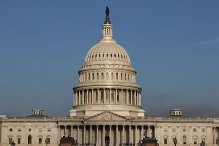 Capitol Building of the United States.