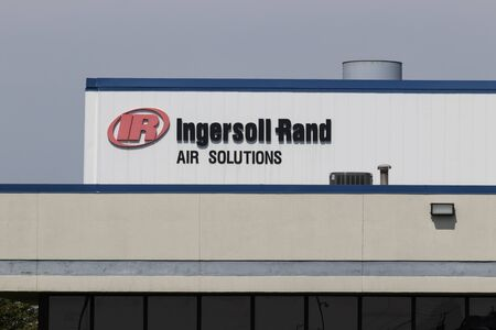 Indianapolis - Circa September 2019: Ingersoll Rand Customer Center. Ingersoll Rand Customer Centers provide compressor maintenance and repair I