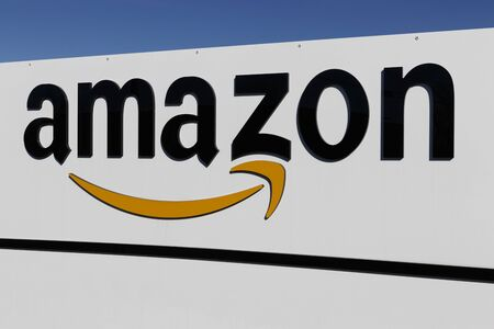 Indianapolis - Circa January 2020: Amazon.com Fulfillment Center. Amazon is the Largest Internet-Based Retailer in the US and celebrates Prime Day every July Editorial