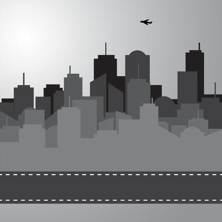 urban building: graphical urban building illustrator