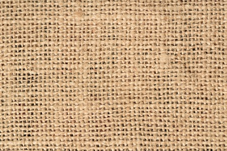 Jute burlap canvas texture, background for text and picture.