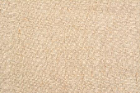 Homespun linen canvas background 2. Handmade linen fabric texture.