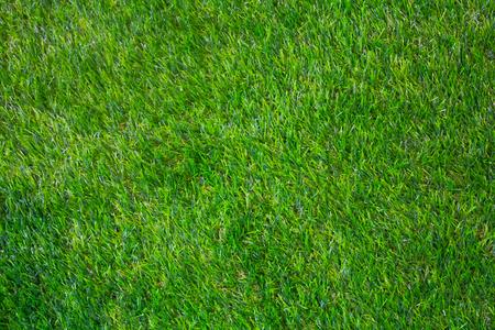 Closeup green Artificial grass, turf texture background.