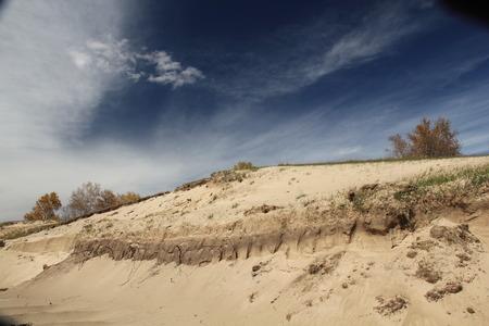 desertification: In saihanba area