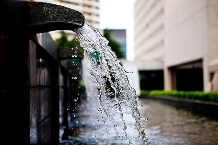 stagnation: Water